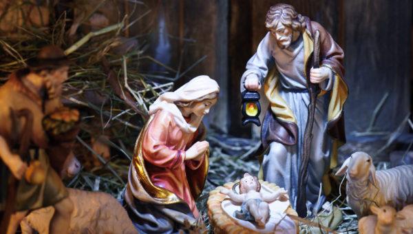 Weihnachten – JESUS wird geboren